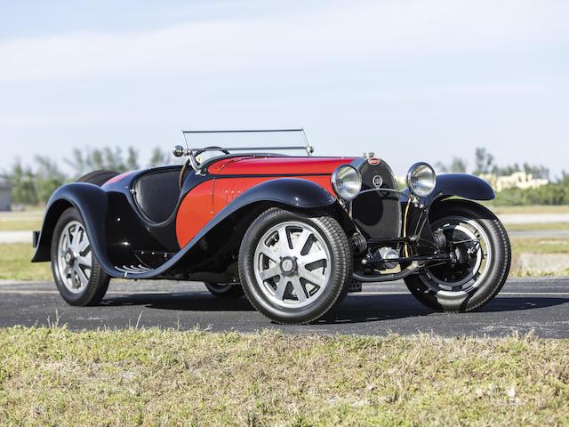 1932 Bugatti Type 55 Supersport Roadster