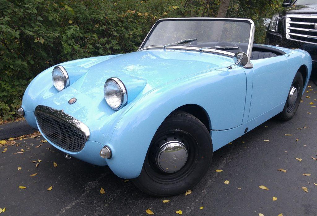 1960 Austin-Healey Sprite MkI