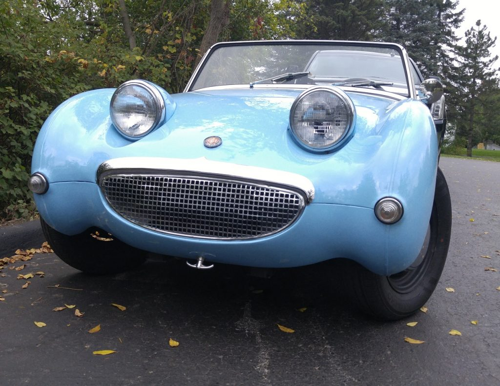1960 Austin-Healey Sprite MkI front