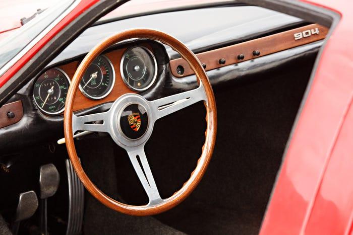1964 Porsche 904 Carrera GTS Dash