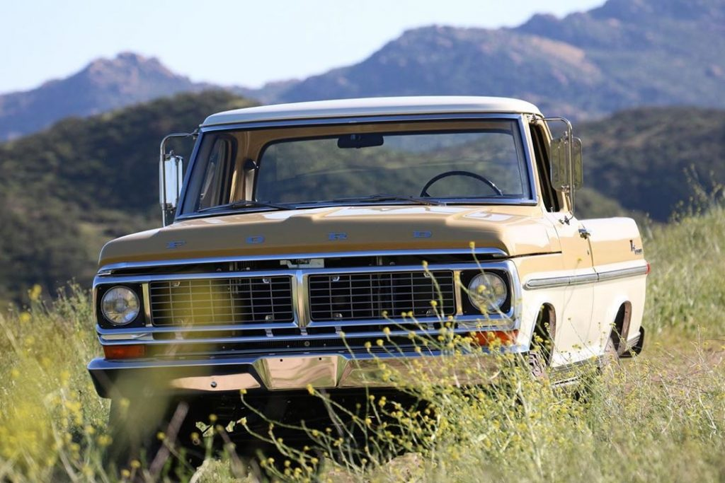 1970 Icon Ford Ranger Reformer front