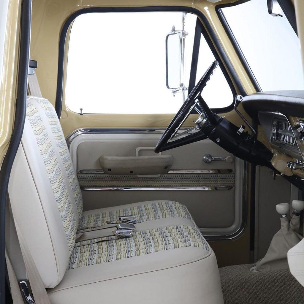 1970 Icon Ford Ranger Reformer interior side