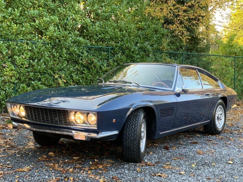 1971 Monteverdi High Speed 375L