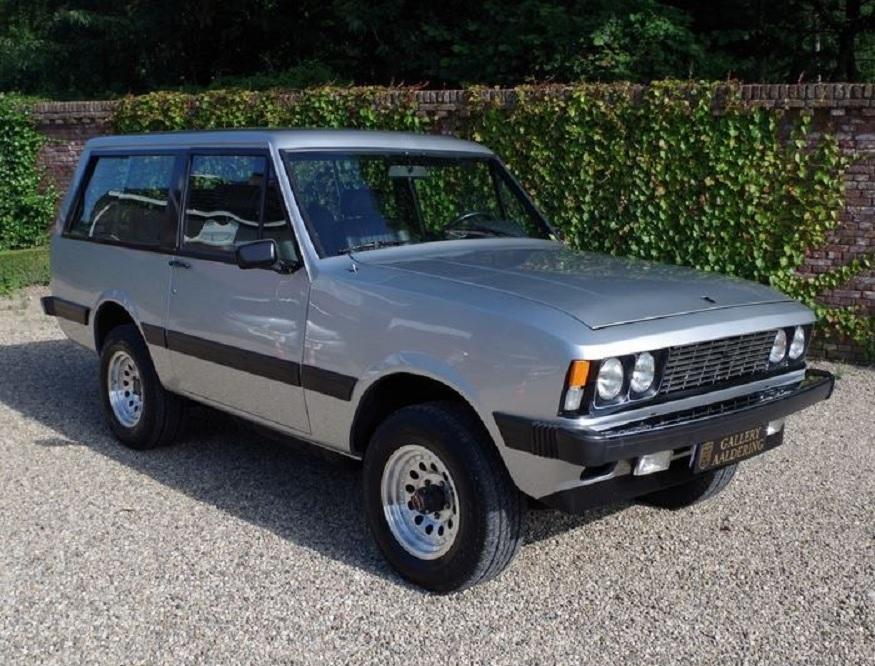 1981 Monteverdi Safari