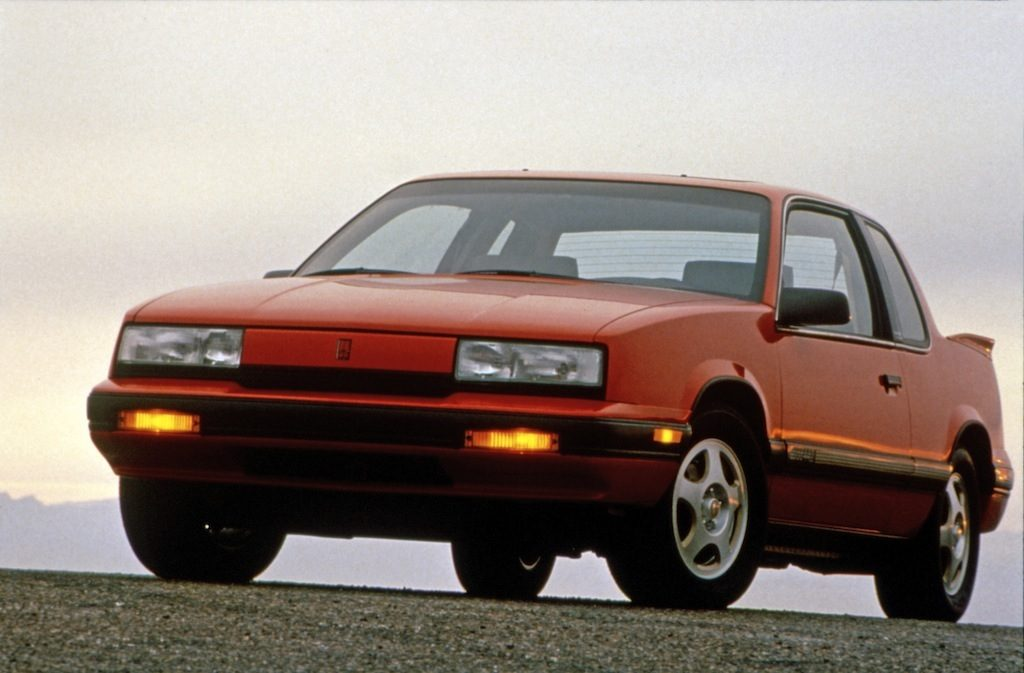 1990 Oldsmobile Cutlass Calais Quad 442