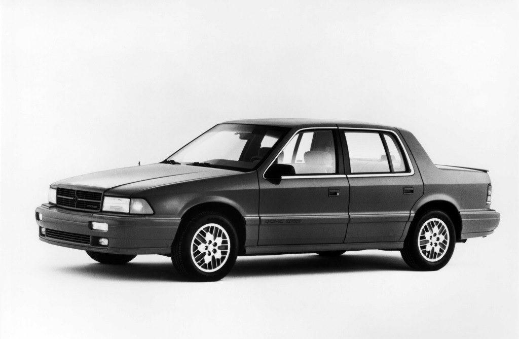 1991 Dodge Spirit R/T side