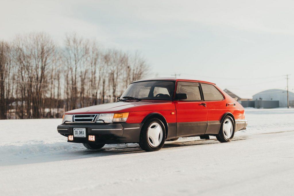 1991 Saab 900 Turbo SPG