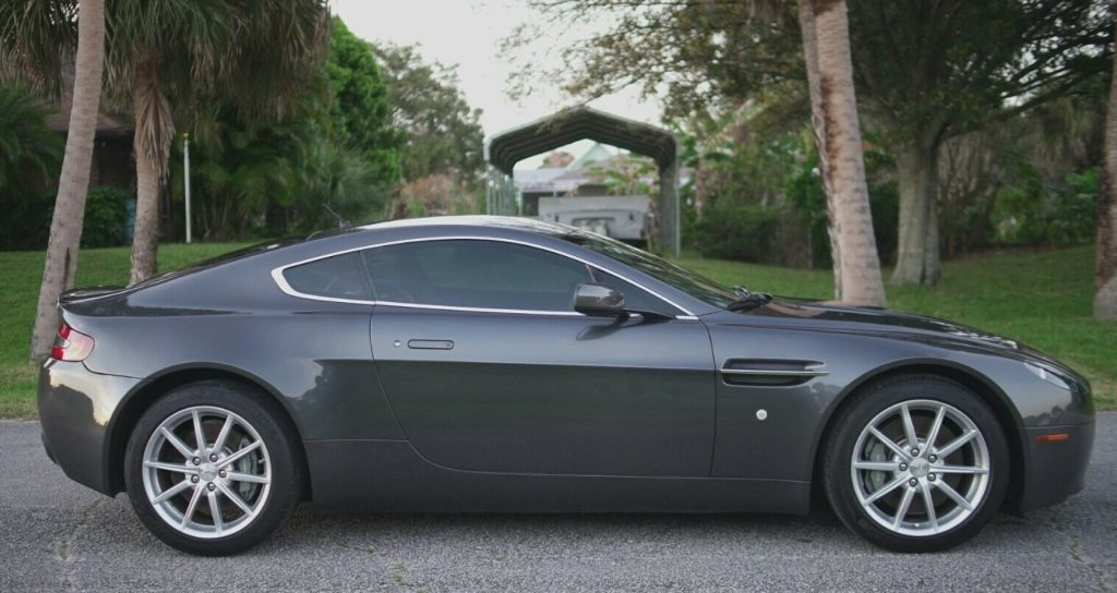 The Aston Martin V8 Vantage Is A Supercar You Can Drive Every Day