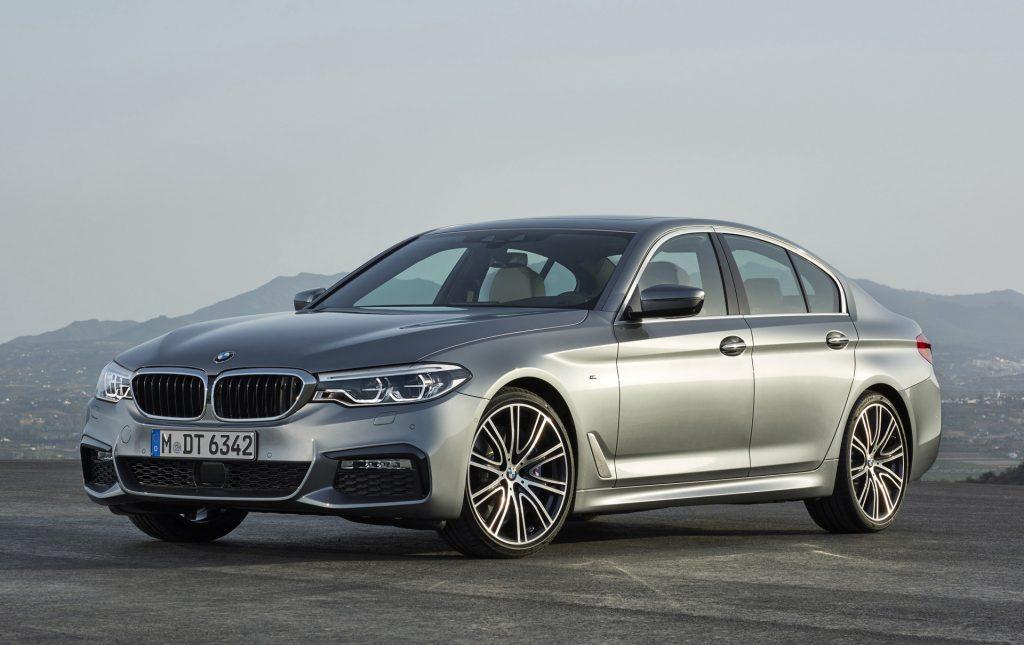 2017 BMW 5 Series sedan | BMW