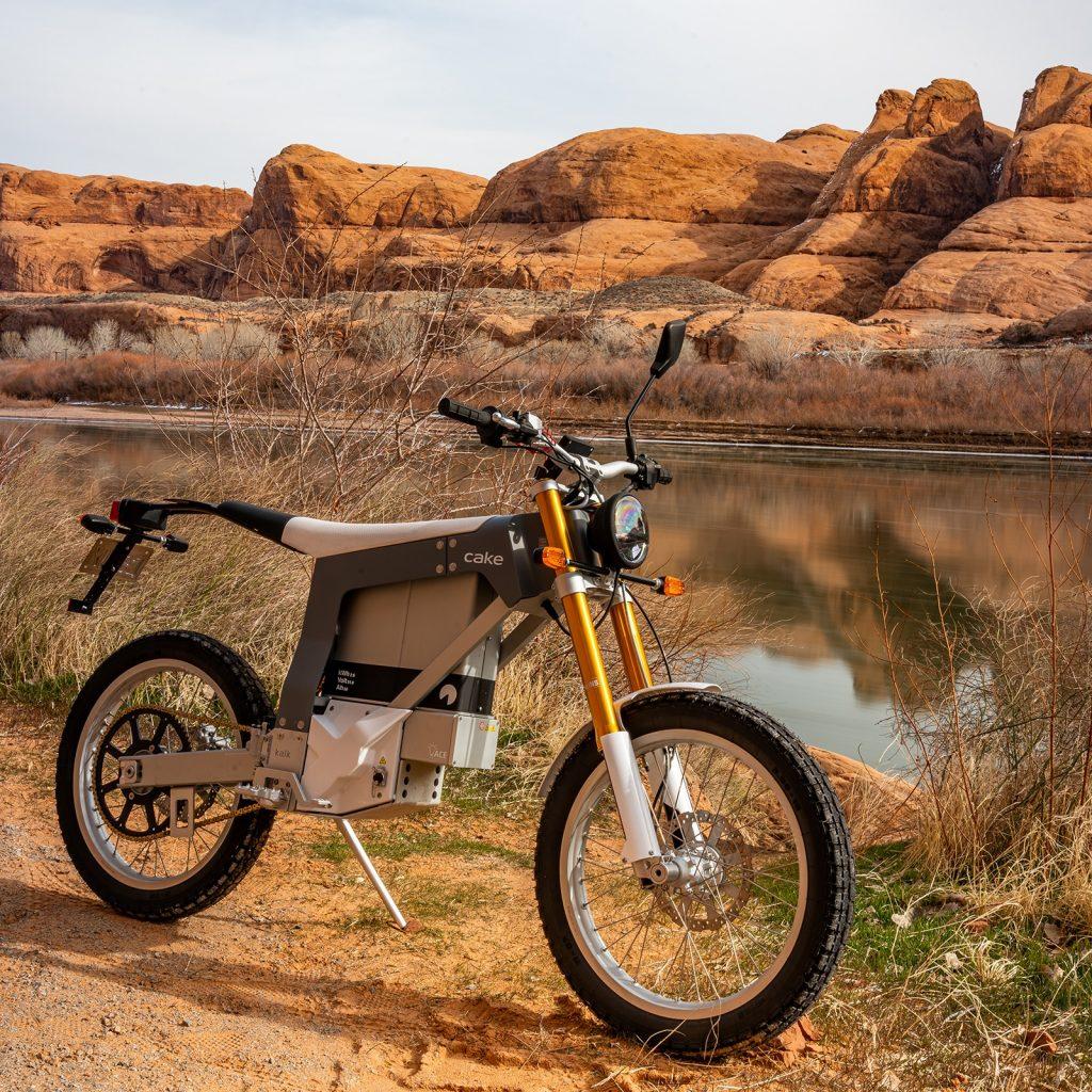 2020 Cake Kalk& electric motorcycle