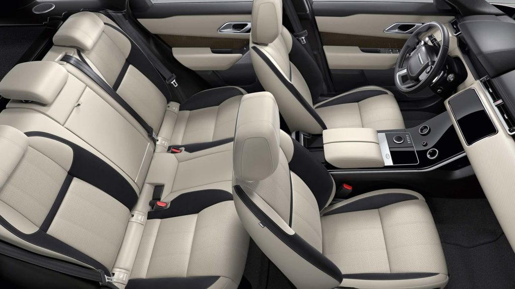 2020 Land Rover Range Rover Velar interior