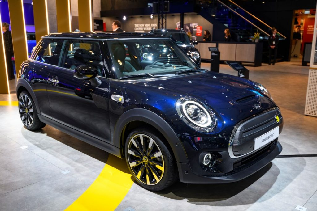 2020 Mini Cooper SE Electric