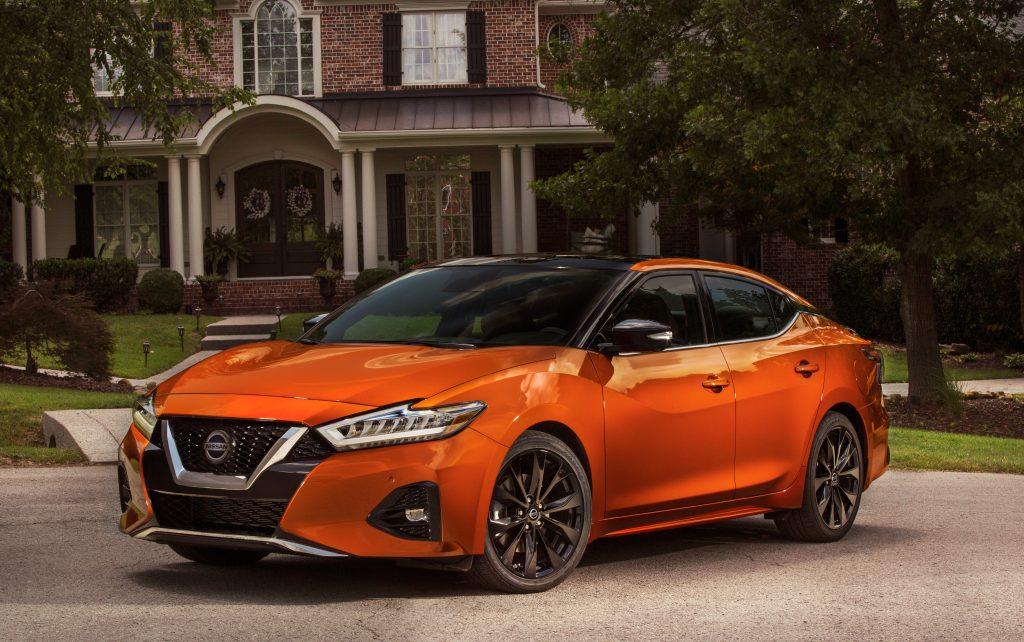 2020 Nissan Maxima | Nissan