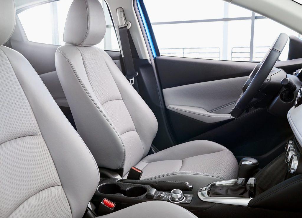2020 Toyota Yaris interior side