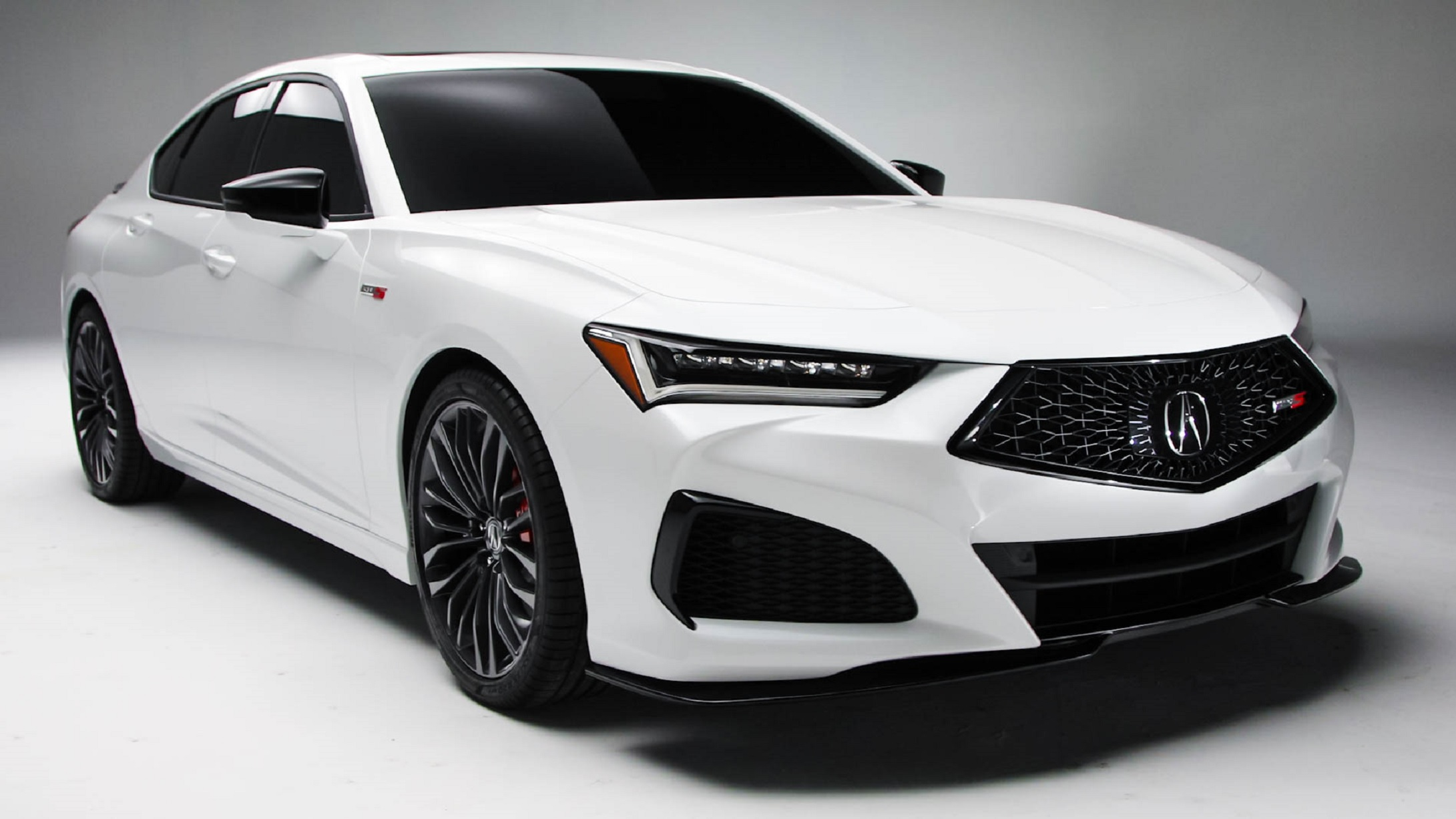 Just How Much Horsepower Will The Acura Tlx Type S Have
