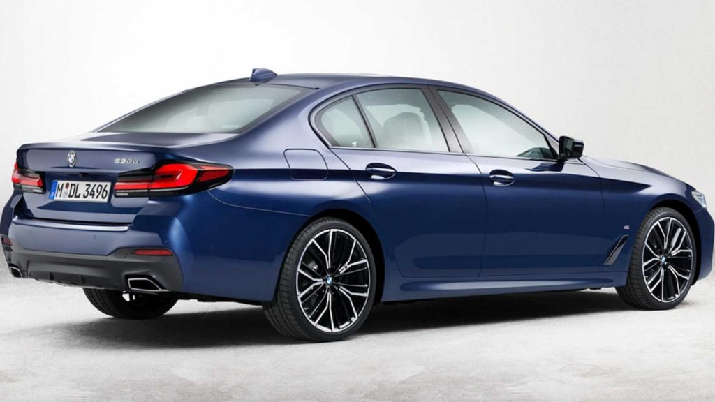 What Does the Base BMW 5 Series Have That the Fully-Loaded ...