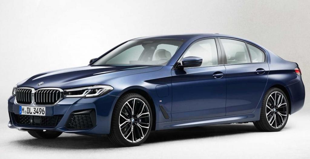 2021 BMW 5 Series sedan | BimmerToday-2