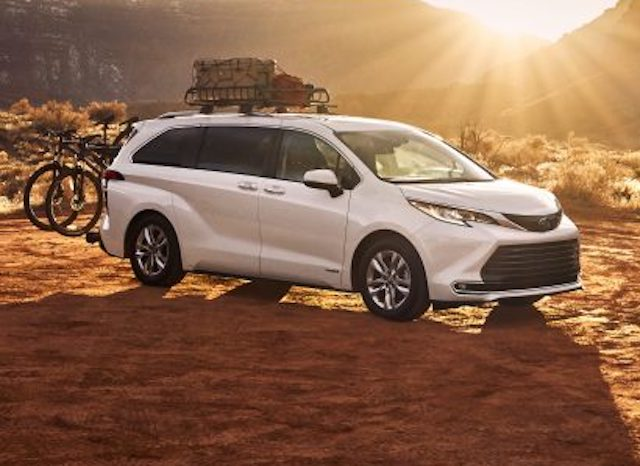 the 2021 toyota sienna still isn t cool enough for trd the 2021 toyota sienna still isn t cool