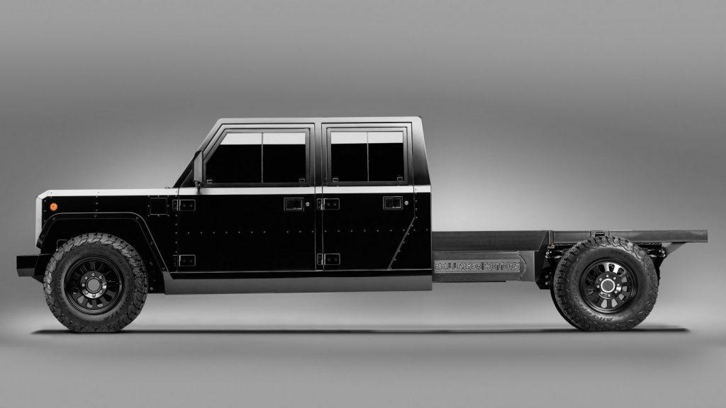 Bollinger B2 Class 3 electric truck | Bollinger