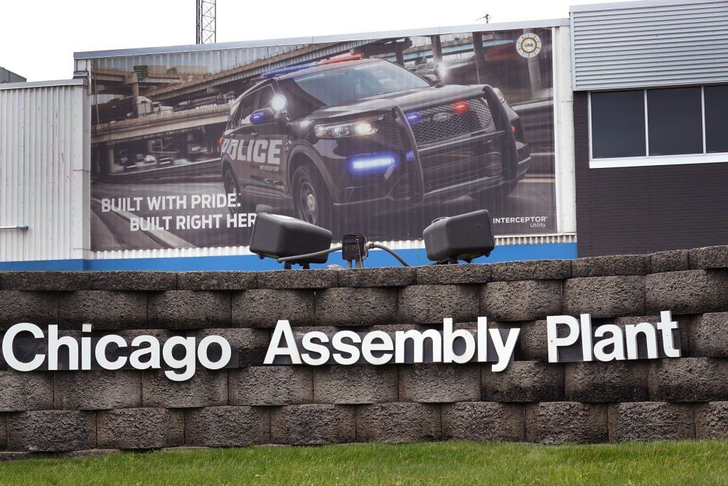 Ford builds the Explorer, the Lincoln Aviator and their Interceptor police car at the plant.