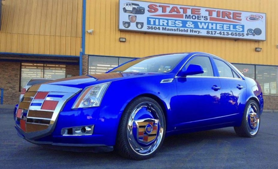 Freak Show Friday Cadillac CTS