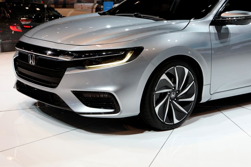 Honda Insight Prototype is on display at the 110th Annual Chicago Auto Show