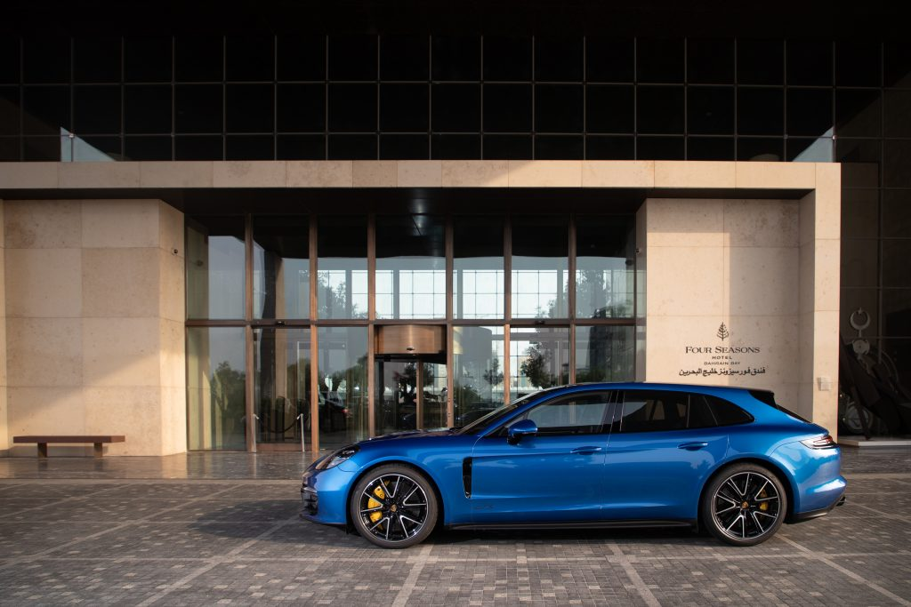 Porsche Panamera GTS Sport Tourismo