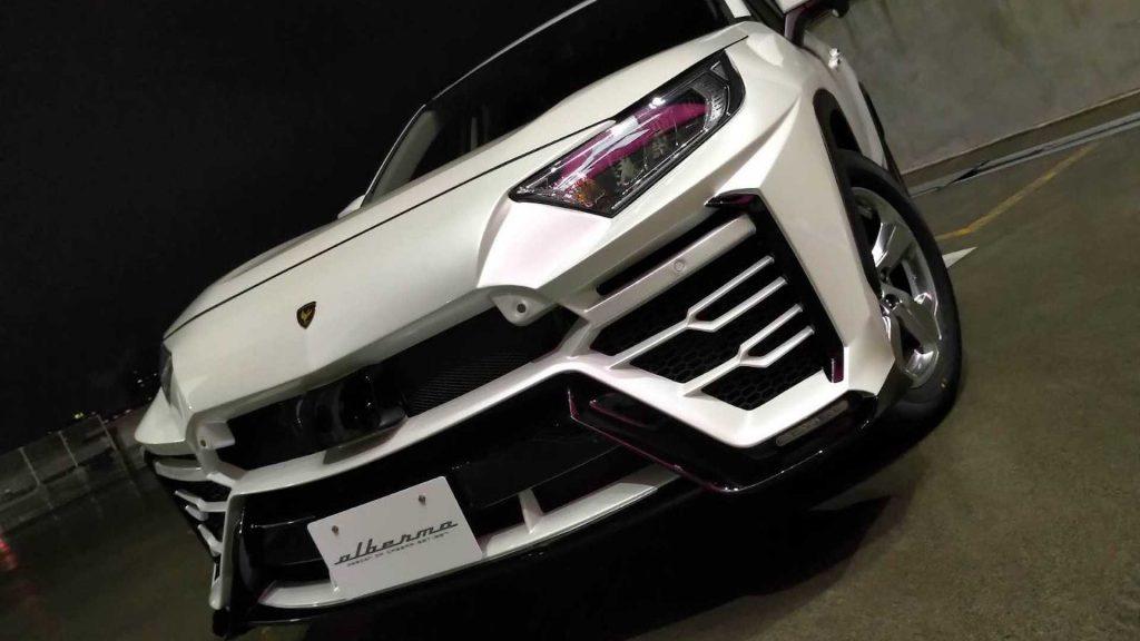 Toyota Rav4 into a Lamborghini Urus | Albermo.jpg