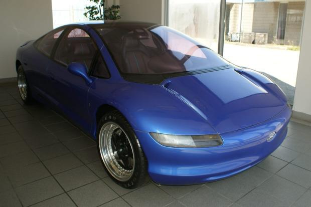1989 Ford Via concept car | BAT