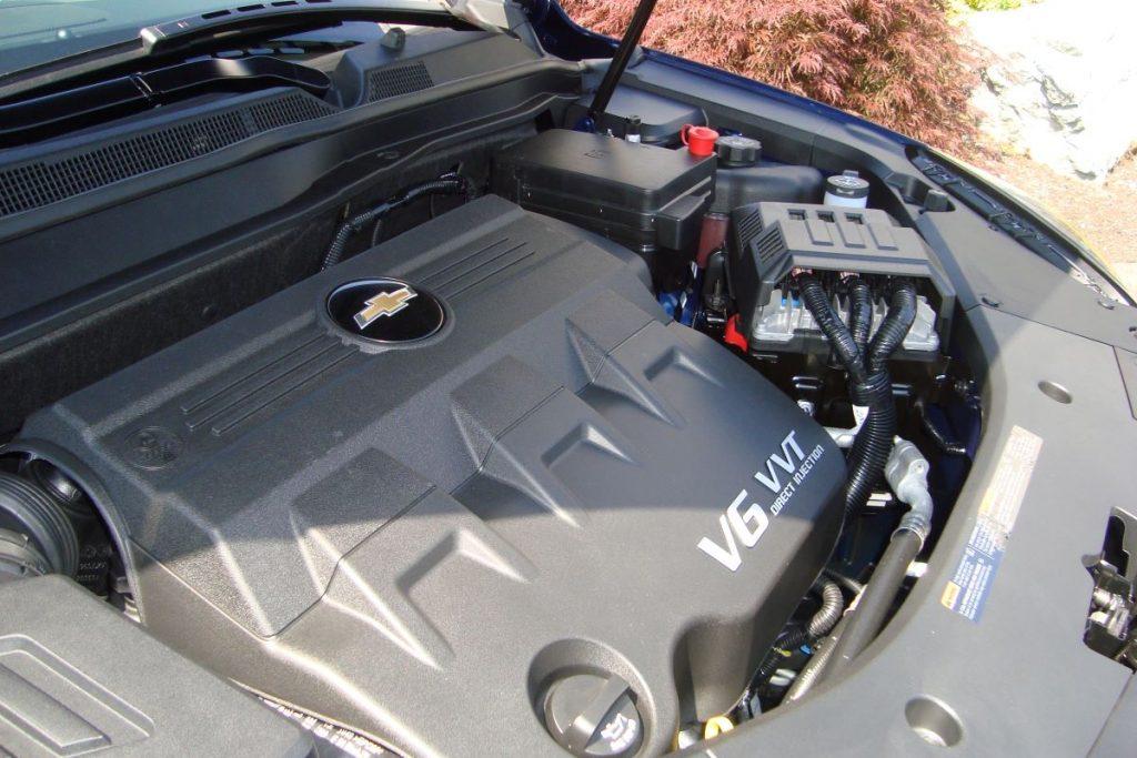 2010 Chevrolet Equinox engine