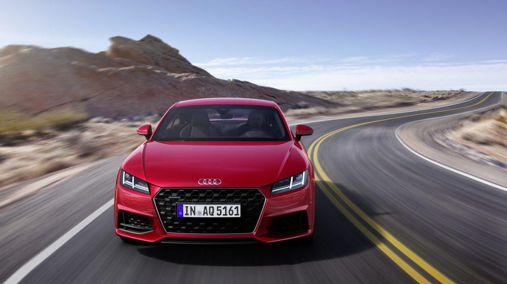 2020 Audi TT Coupé | Audi
