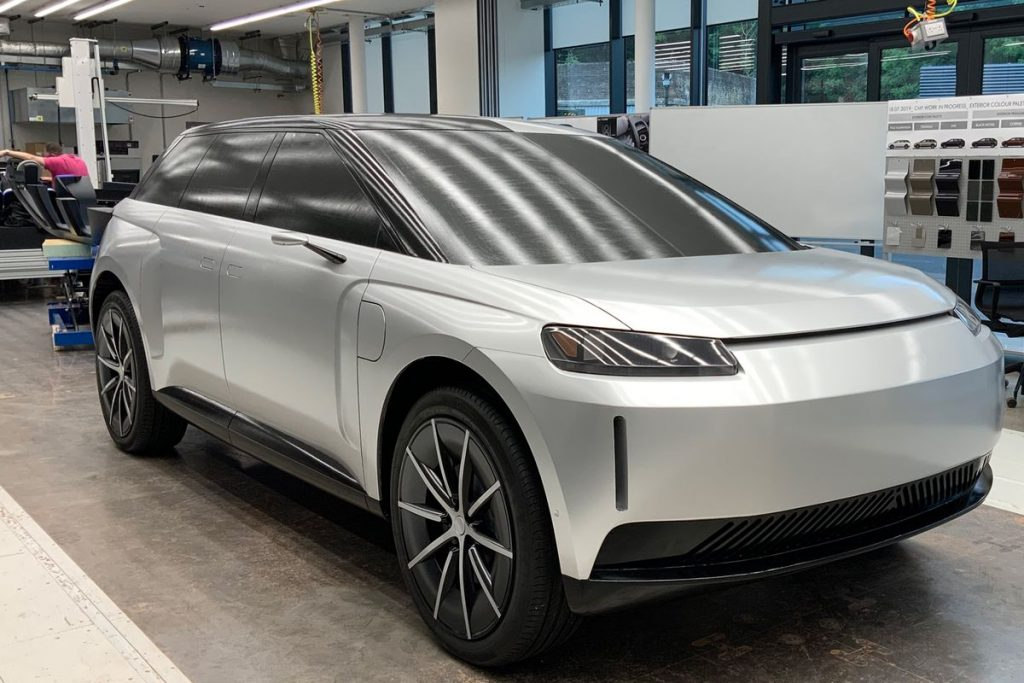 Dyson Electric SUV in the Workshop | Dyson