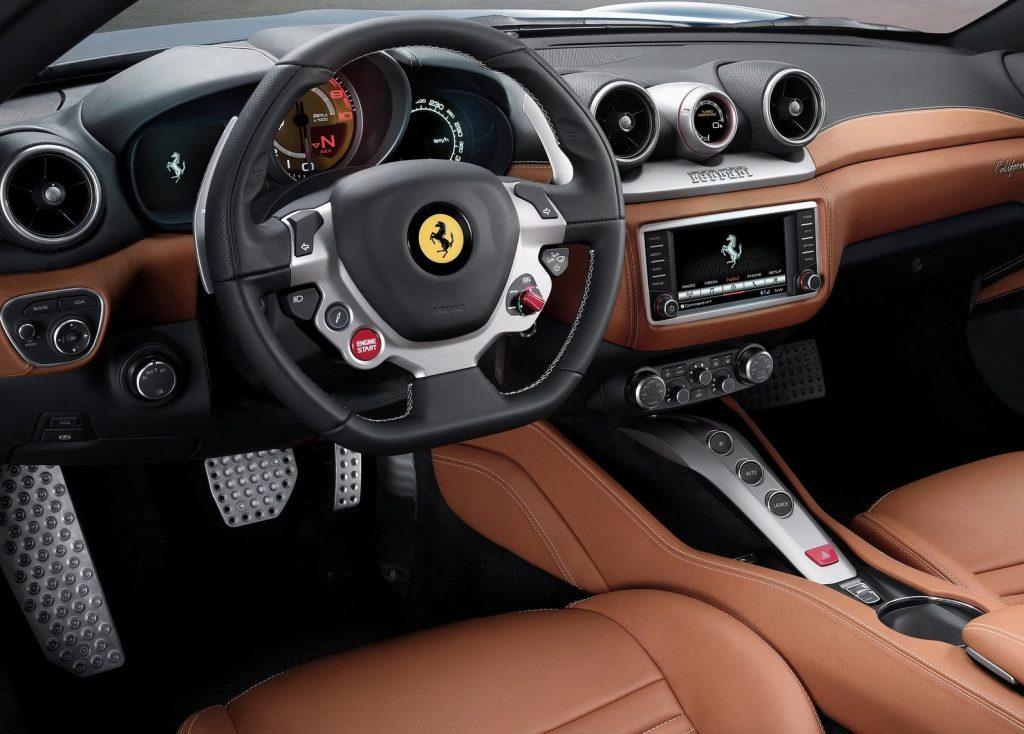 Is The Ferrari California A Real Ferrari