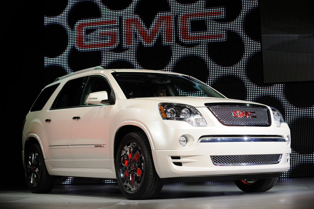 GMC Acadia could have problems