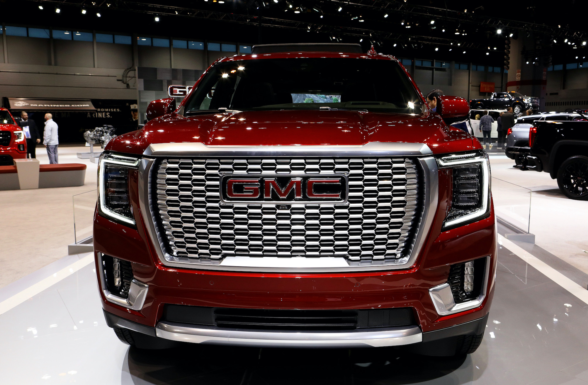 the 2021 gmc yukon denali is coming soon with major tech upgrades https www motorbiscuit com the 2021 gmc yukon denali is coming soon with major tech upgrades
