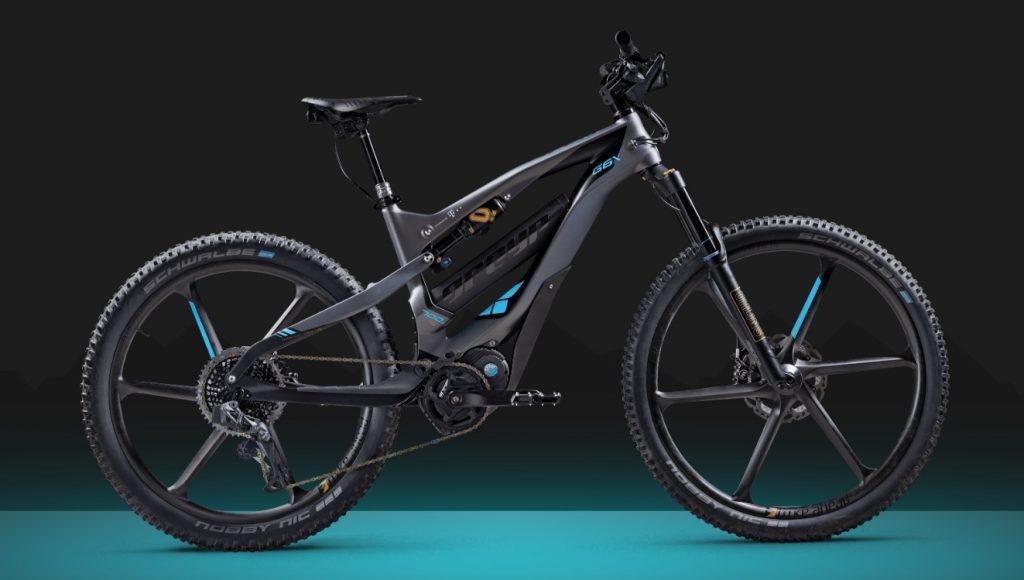 Black Greyp G6.X Limited bicycle