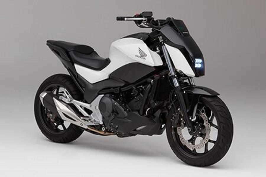 Honda's Riding Assist self-balancing motorcycle concept