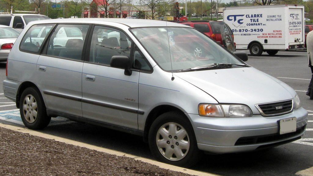 5 Odd Minivans That You Probably Don T Remember