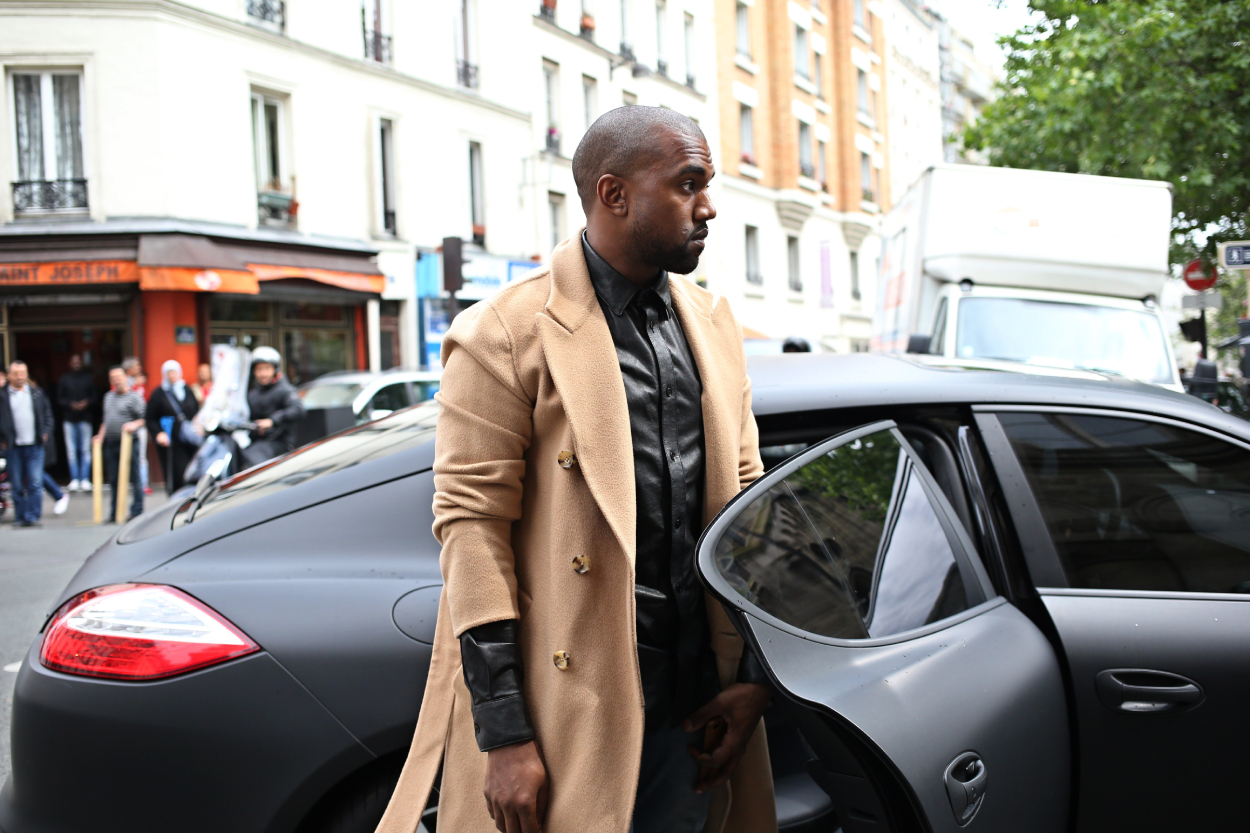 Kanye West Loves To Drive Around Wyoming In These Russian Vehicles