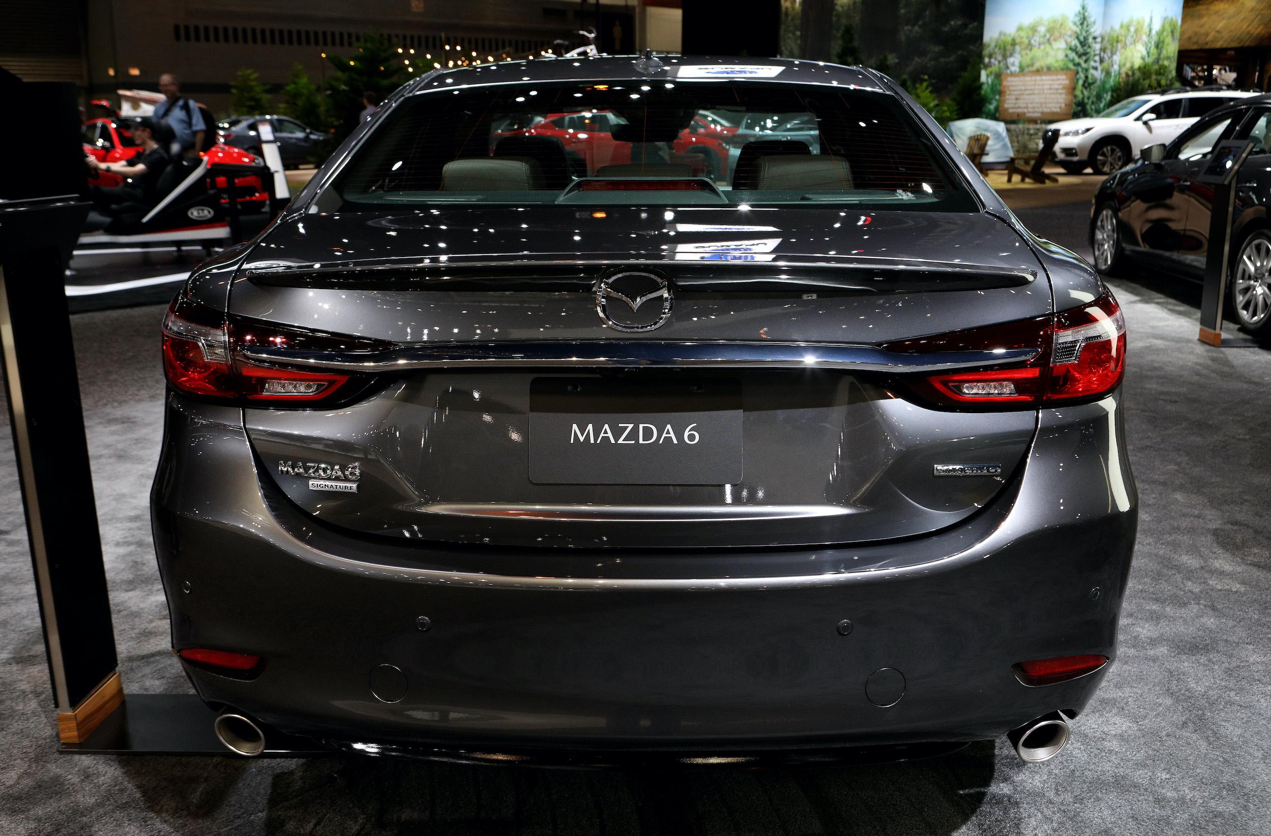 Kelebihan Mazda 6 Spesifikasi