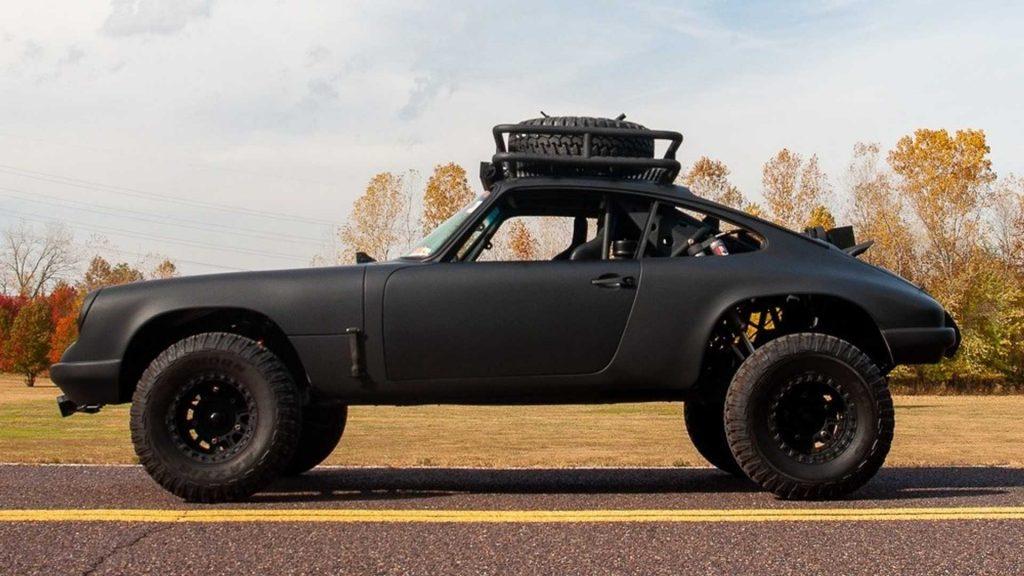 Off-Road 1969 Porsche 911