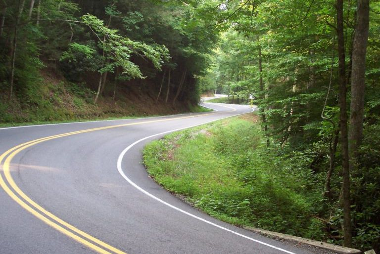 a corner on the tail of the dragon