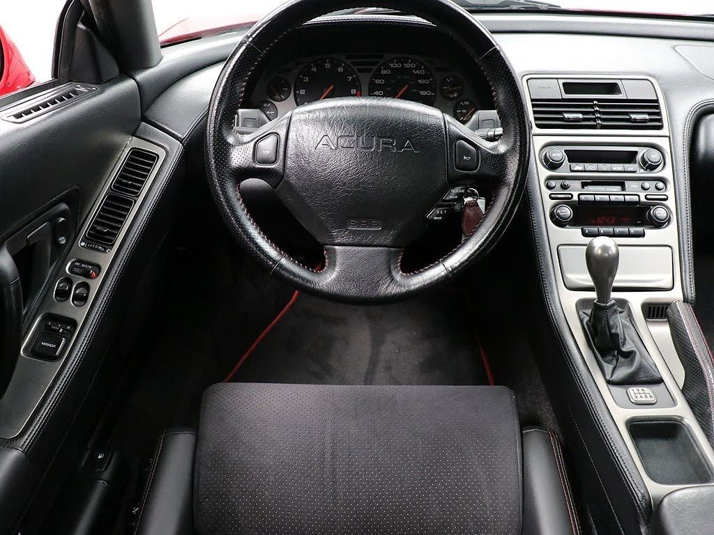 zanardi edition nsx interior