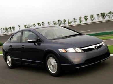 2008 Used Cars Compete: Honda Civic vs. Toyota Corolla