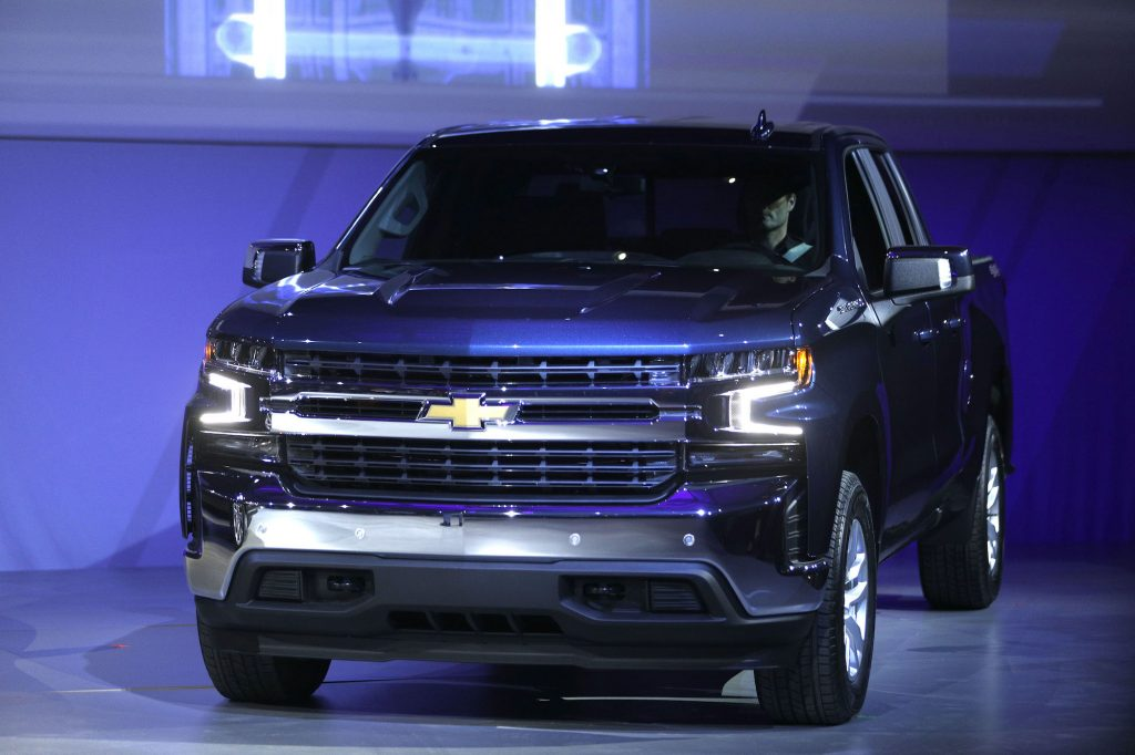 The Chevy BET Electric Truck Could Be Here Soon