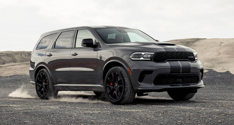 The 2021 Dodge Durango Srt Hellcat Revealed