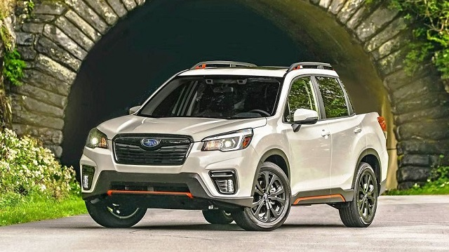 Is There A New Subaru Pickup Truck On The Horizon