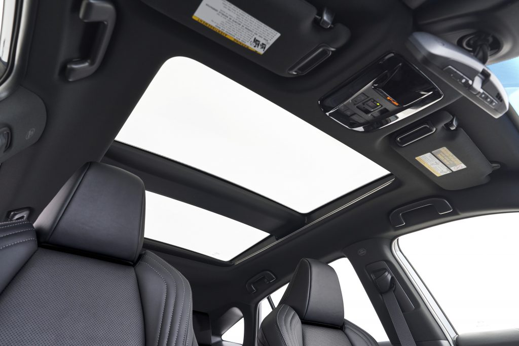 Toyota Star Gaze Sunroof