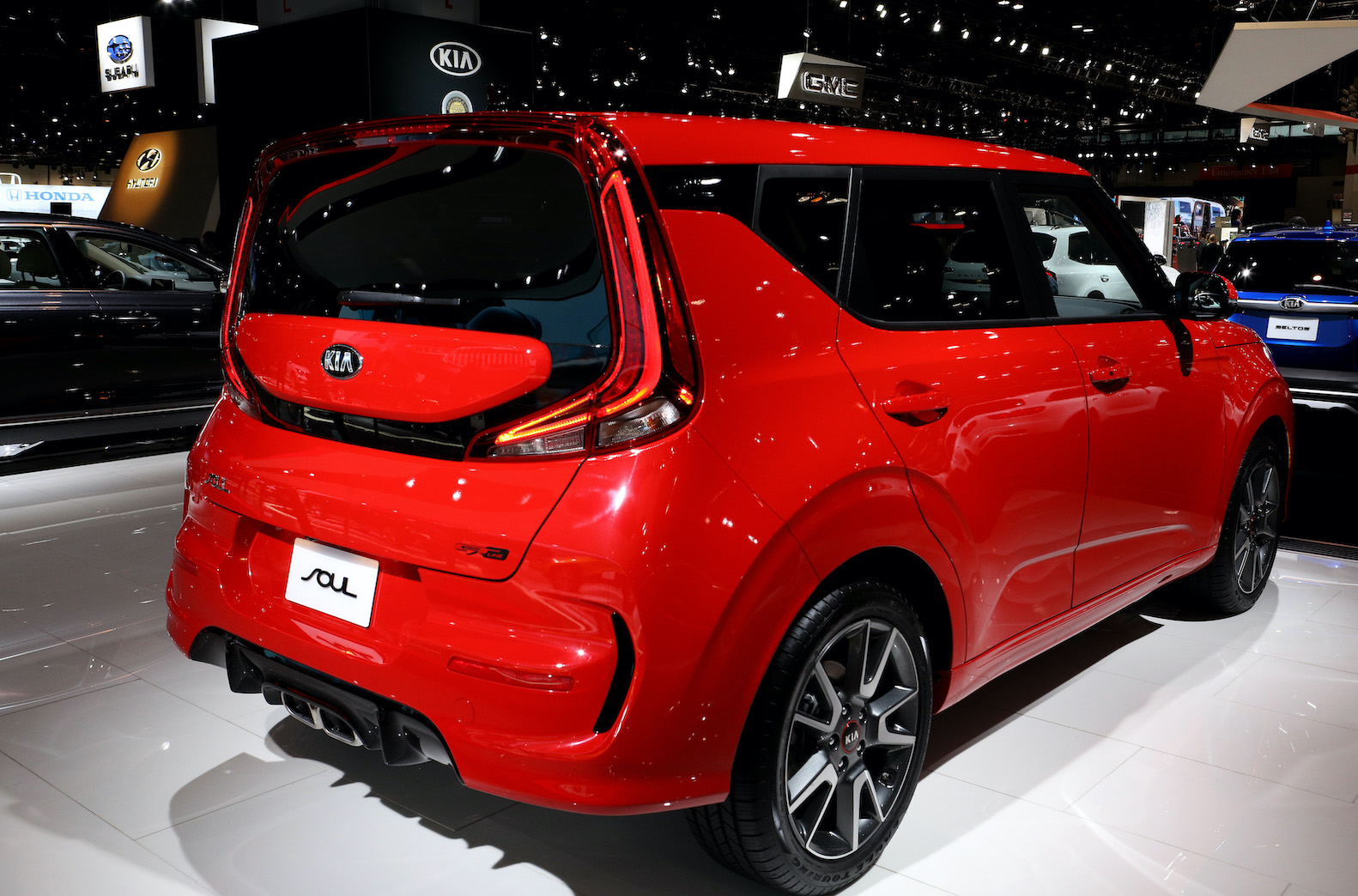 the 2021 kia soul remains a unique choice in a crowded segment
