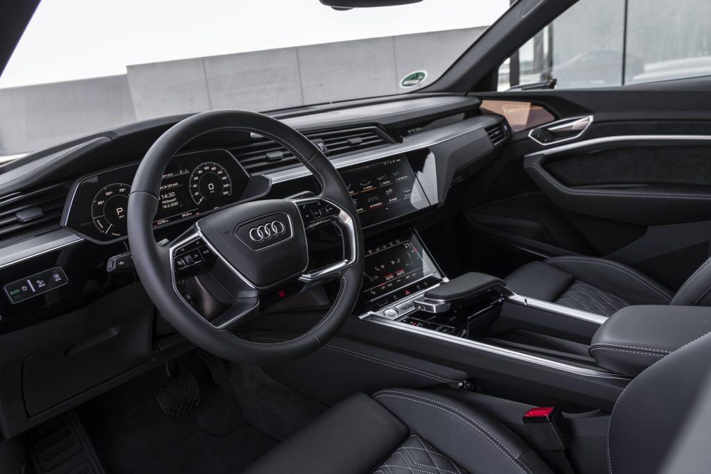 2020 Audi E-Tron Sportback Interior | Audi